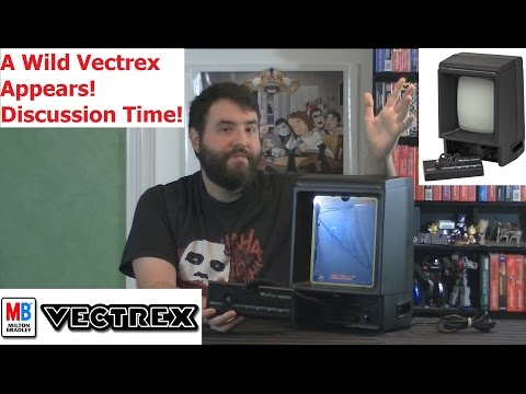 Second VideoGame Generation Recap - GCE/MB Vectrex - Adam Koralik