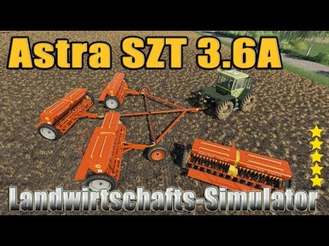 Astra SZT 3.6A + coupling v1.0.0.0