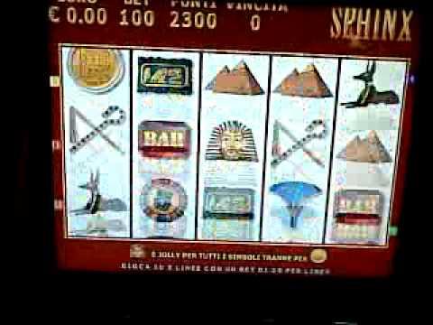trucchi slot machine - Dimostrazione di una teoria!