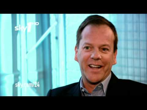 Kiefer Sutherland: Sky Interview (Ben Jones) April 2010