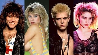 Video 80s MUSIC STARS ⭐ Then and Now MP3, 3GP, MP4, WEBM, AVI, FLV Mei 2019