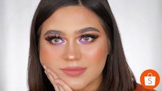 Video FULL BEAT FACE 😎 | SarahAyu MP3, 3GP, MP4, WEBM, AVI, FLV November 2018
