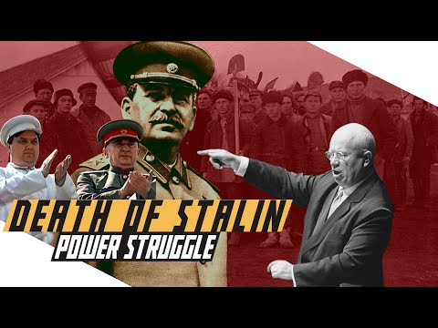 Death of Stalin - The Cold War DOCUMENTARY
