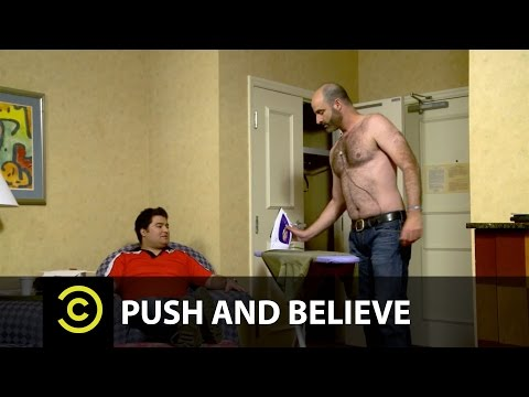 Push And Believe: Sean Patton and Brody Stevens (from Comedy Central and CC: Studios)