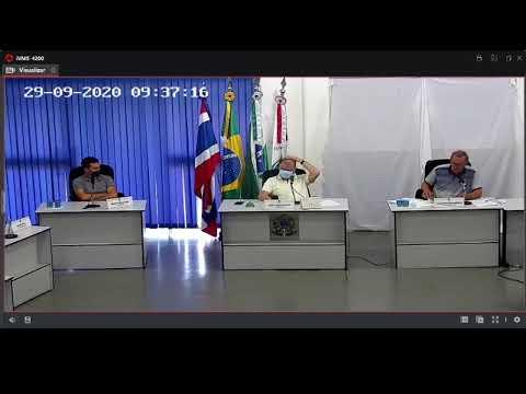 REUNIÃO DAS COMISSÕES - LEGISLAÇÃO E FINANÇAS 29.10.2020