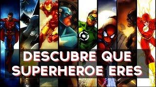 Qué superhéroe eres? Descubre tu superhéroe en base a tu personalidad! ↠↠ ¡No te olvides de suscribirte para no perderte ningún test!