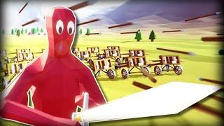 DAS HEIßT KRIEG !! | Totally Accurate Battle Simulator
