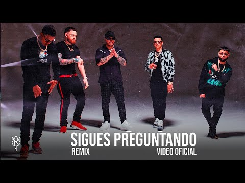 Alex Rose - Sigues Preguntando (Remix) Ft. Myke Towers, Miky Woodz, J Alvarez & Jory [Video Oficial]
