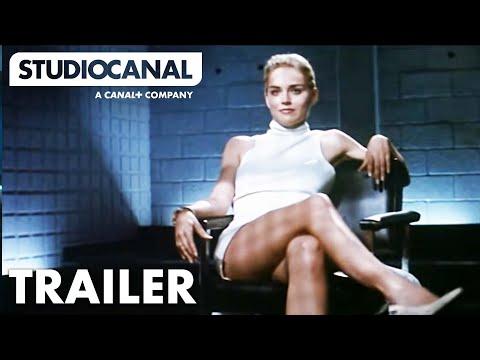 BASIC INSTINCT - Trailer - Starring Sharon Stone