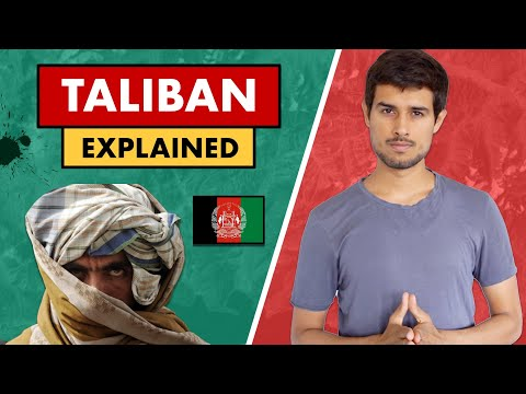 Rise of Taliban   Afghanistan Crisis Continued   US Troops Return   Dhruv Rathee