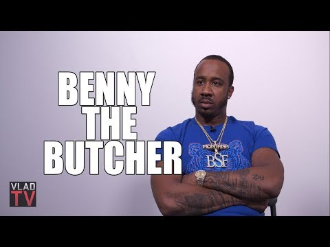 Benny The Butcher Questions Authenticity Of Some Of VladTV's Gangster Interviews (Part 1)