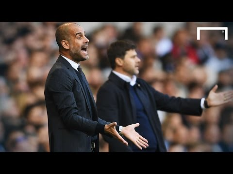 Tottenham 2-0 Man City | Guardiola's Post Match Press Conference