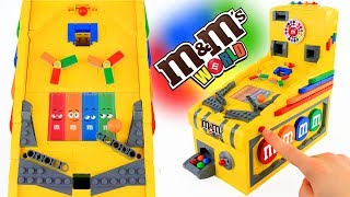 LEGO M&M's Ultimate Pinball Machine