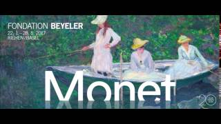 Claude Monet in der Fondation Beyerler (Trailer)