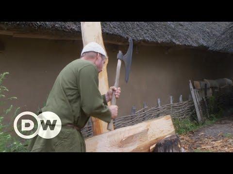 Die Wikingerstätten Haithabu und Danewerk | DW Deutsc ...