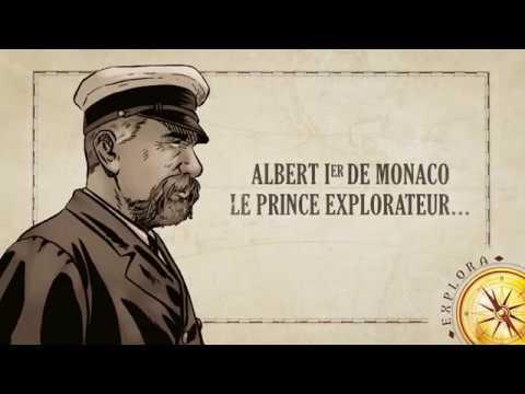 BD Albert Ier de Monaco, Le prince explorateur