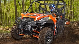 3. TEST RIDE: 2014 Polaris Ranger XP 900
