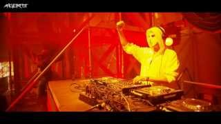 Angerfist - Burn This MF Down (Music Video) - YouTube
