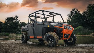 4. Polaris RANGER CREW XP 1000 EPS High Lifter Edition