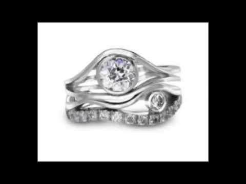 Unusual Diamond Rings