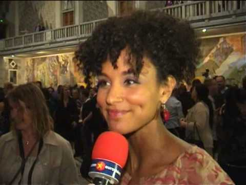 Interview with Haddy Jatou N´Jie  (Host of the Eurovision 2010)
