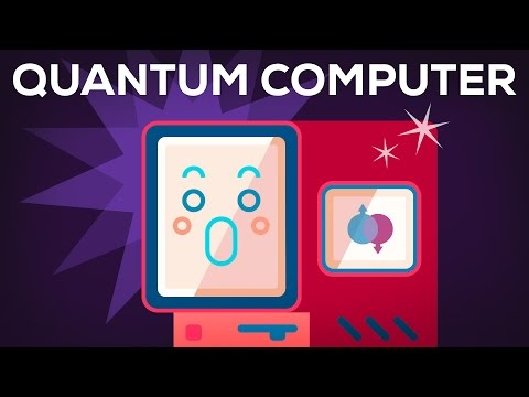 Quantum Computers Explained – Limits of Human Technology (видео)