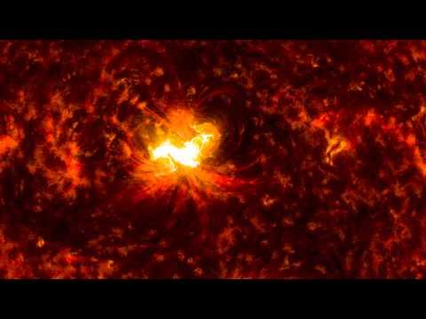 X1.6 Class Solar Flare on Sept. 10, 2014_A valaha feltöltött legjobb nap videók