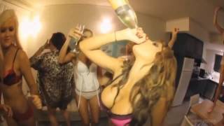 BEST PARTY VIDEO EVER ! SEXY GIRLS IN LINGERIE GONE WILD !