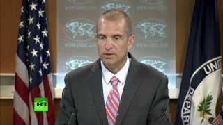 Представитель Госдепа США назвал «майдан» мирной демонстрацией
