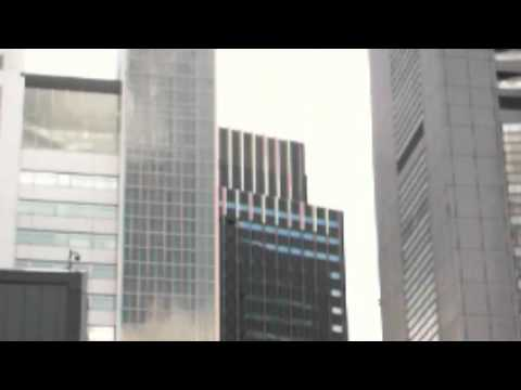 Japan: Swaying Skyscrapers