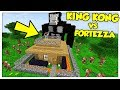 DIFESA CONTRO KING KONG E IL SUO ESERCITO! - Minecraft ITA