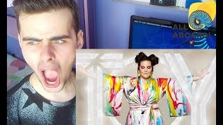 Video YAAAAAS | NETTA - TOY | ISRAEL EUROVISION 2018 REACTION MP3, 3GP, MP4, WEBM, AVI, FLV Maret 2018
