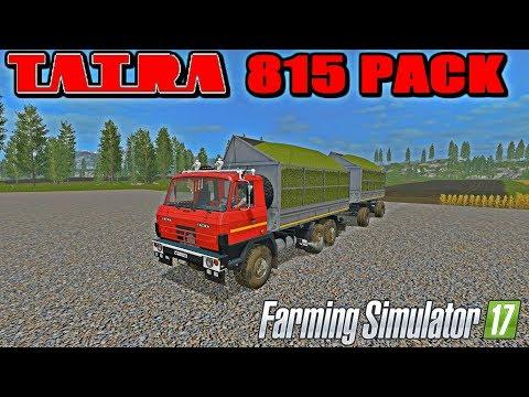 TATRA 815 Agro Pack v1.1