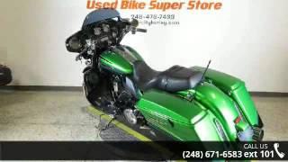 9. 2011 Harley-Davidson FLHXSE2 - CVO Street Glide  - Motor ...