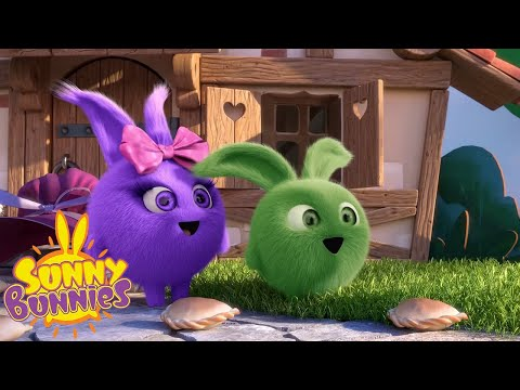 SUNNY BUNNIES - Time to film a Movie | Season 3 | Cartoons for Children