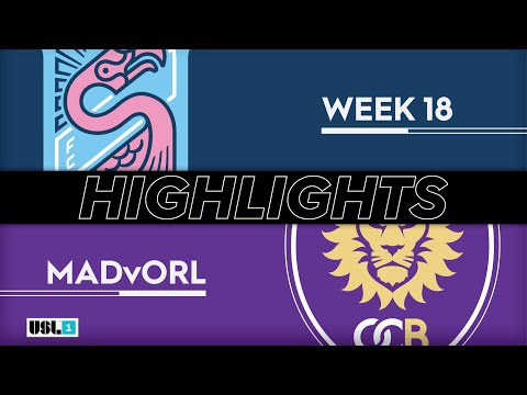 Forward Madison - Орландо Сити 2 1:0. Видеообзор матча 28.07.2019. Видео голов и опасных моментов игры