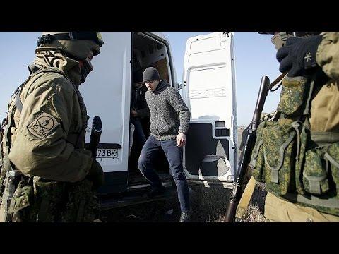 Ανταλλαγή κρατουμένων μεταξύ Κιέβου και Ντόνετσκ