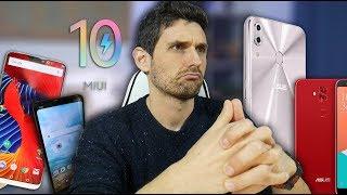 Noticias: LG G7, iSIM, los nuevos ASUS 5Z, MIUI 10, ¿Nubia con Android PURO?