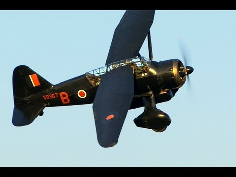 The Westland Lysander was a British...