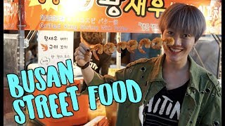 Video BUSAN STREET FOOD #08 MP3, 3GP, MP4, WEBM, AVI, FLV April 2019