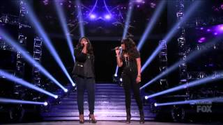 Candice Glover Feat. Jennifer Hudson -'Inseparable' Live On #Idol Finale