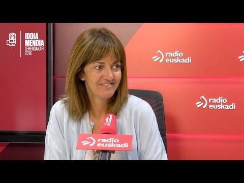 Entrevista a Idoia Mendia en Boulevard en Radio Euskadi.