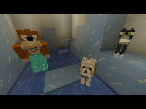 Minecraft Xbox - Caring Cat [194]