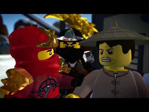 LEGO Ninjago - Season 1 Episode 7 - Tick Tock - Full Episodes in English
