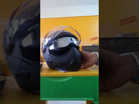 Studds Downtown Full/half face helmet unboxing and review