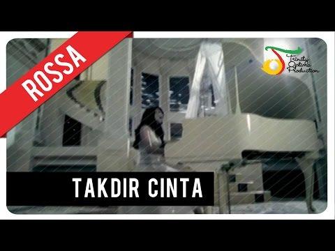 Rossa - Takdir Cinta (with Lyric)   VC Trinity