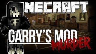 Minecraft: GMOD MURDER #1  w/AciDic BliTzz, AshDubh, Snake,&Climax