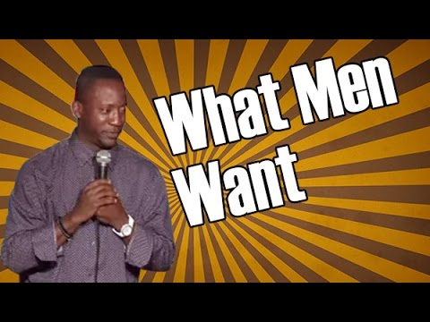 Comedy Time - Stand Up Comedy by Trenton Davis – What Men Want