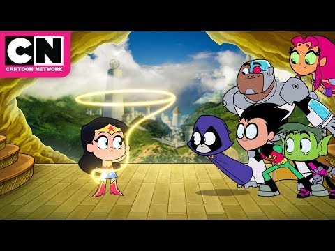 Teen Titans GO! To The Movies | Extended Clip | Cartoon Network