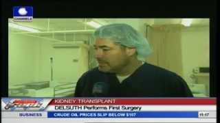 Delta State University Hospital Performs First Kidney Transplant